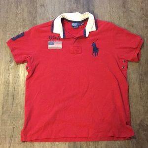 Polo by Ralph Lauren Custom Fit Shirt